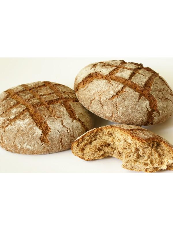 Бездрожжевой хлеб: полезнее ли
